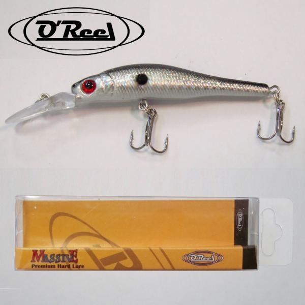 OREEL KATAI WOBBLER 9CM 8GR FLOATING OR27BS
