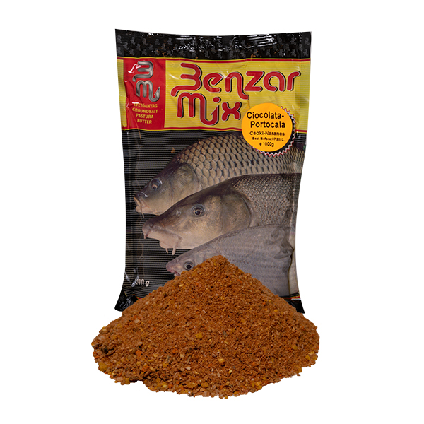 BENZAR MIX KŔMNA ZMES BIG FISH 1KG