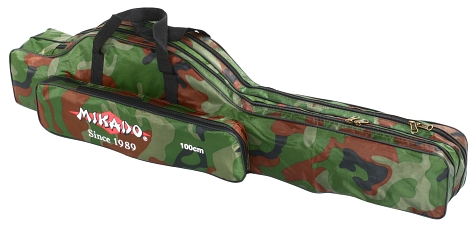 PÚZDRO HOLDALL 2 COMP. 100 cm / CAMOUFLAGE